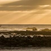 Photographe Quimper - Travel Bretagne - Port de Saint-Guenolé Penmarch - Sortie d'un bateau de pêche