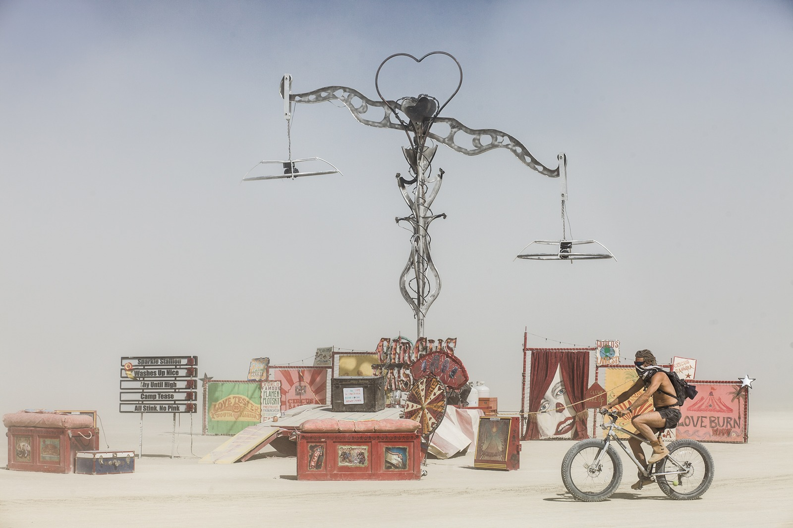 Burning Man - Don't ask what is it