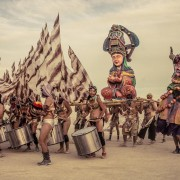 Burning Man - Procession