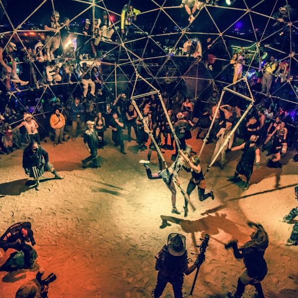 Burning Man - Thunderdome 1