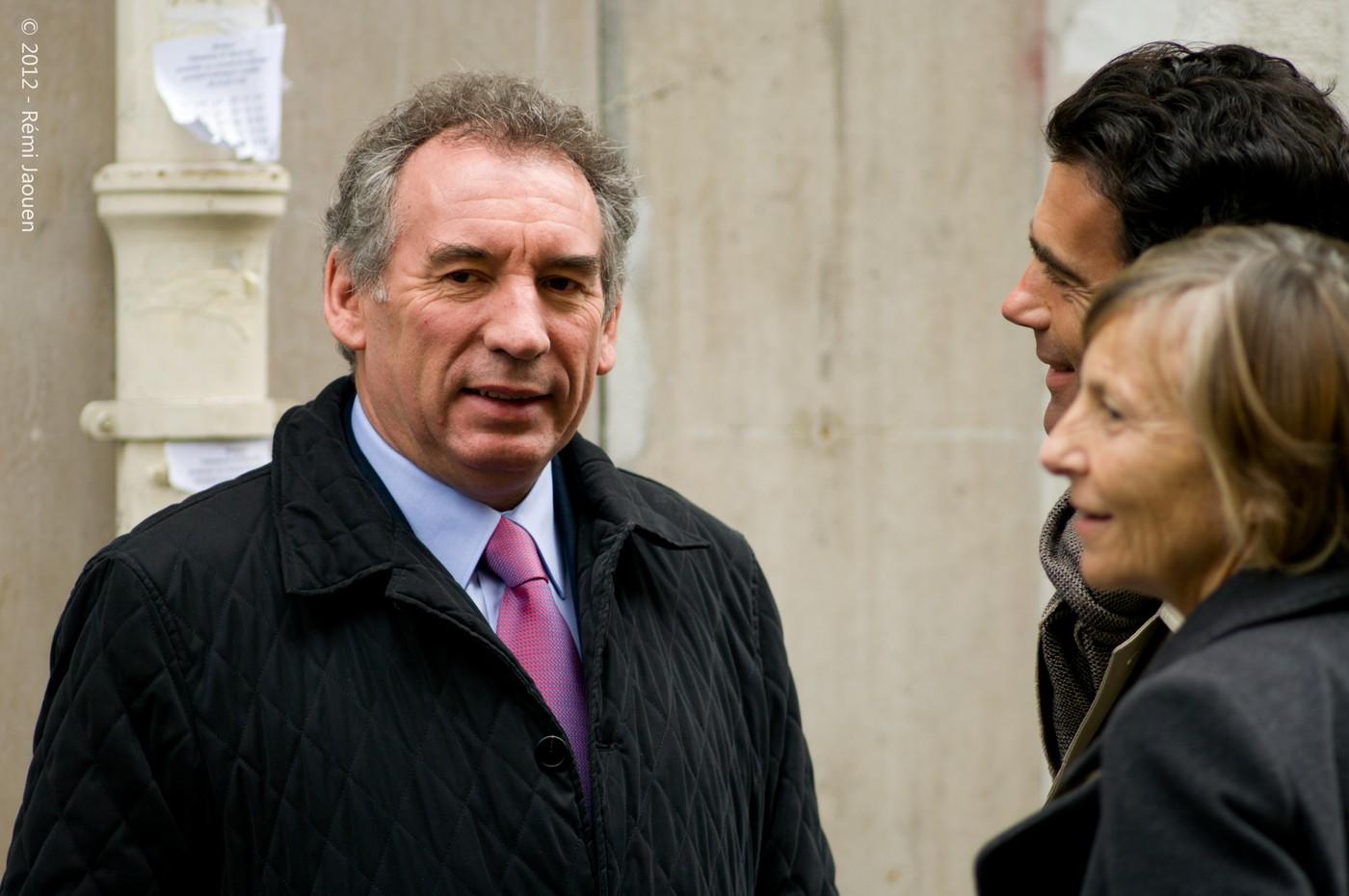 Françaois Bayrou États Généraux de l'Europe Rémi Jaouen Reportage photo Politique Corporate