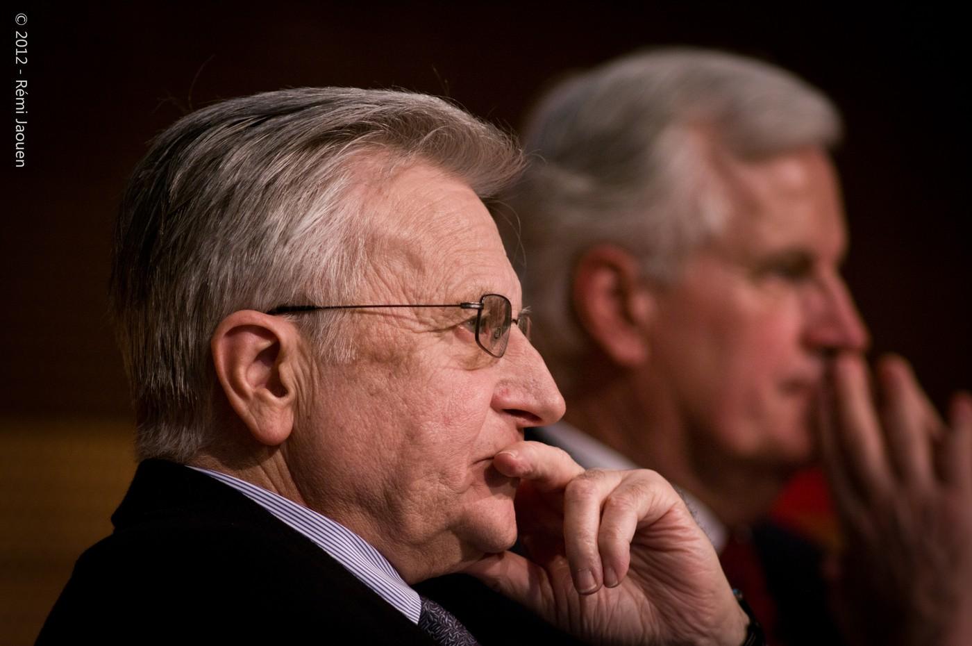 Jean Pierre Trichet États Généraux de l'Europe Rémi Jaouen Reportage photo Politique Corporate