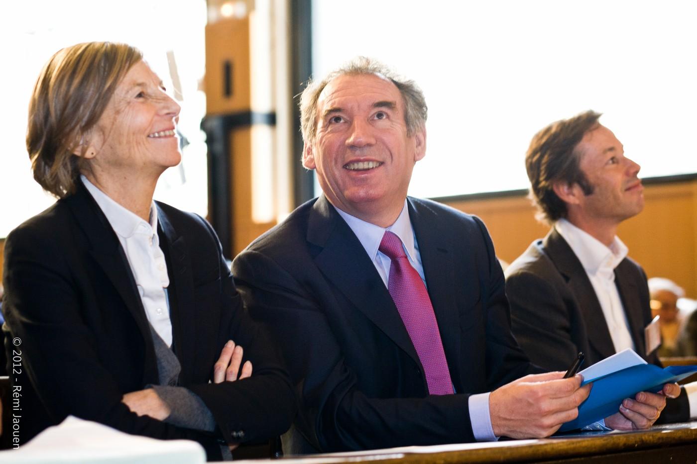 François Bayrou Etats Généraux de l'Europe Rémi Jaouen Reportage photo Politique Corporate