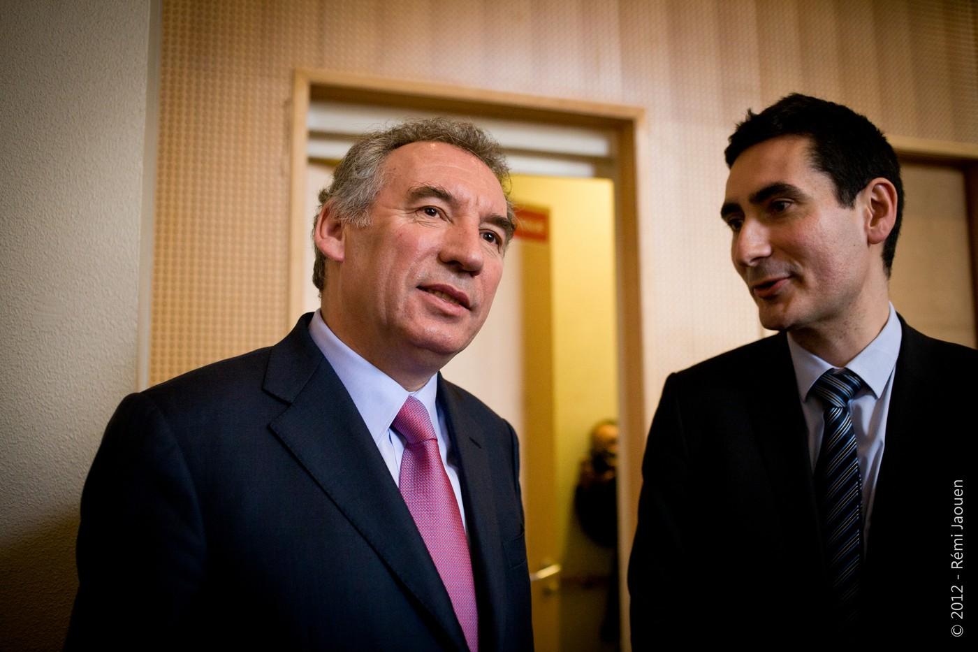 François Bayrou États Généraux de l'Europe Rémi Jaouen Reportage photo Politique Corporate