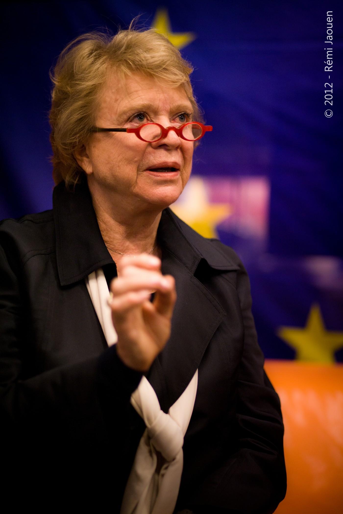 Eva Joly États Généraux de l'Europe Rémi Jaouen Reportage photo Politique Corporate