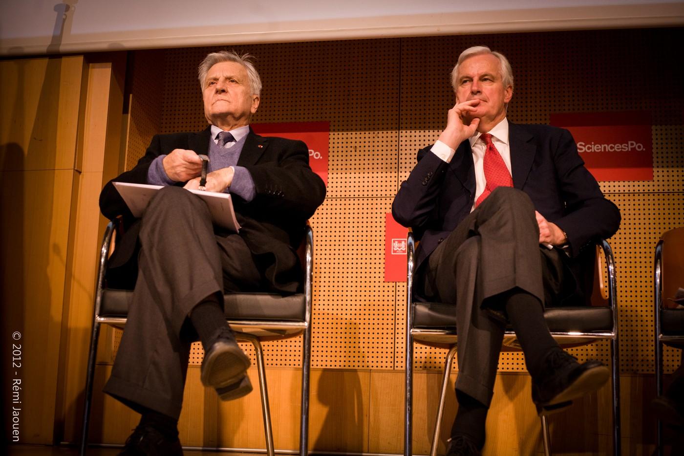 Michel Barnier États Généraux de l'Europe Rémi Jaouen Reportage photo Politique Corporate
