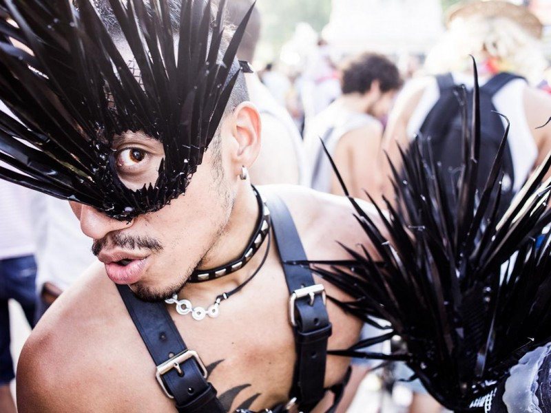 Photographe Paris - Gaypride 2015