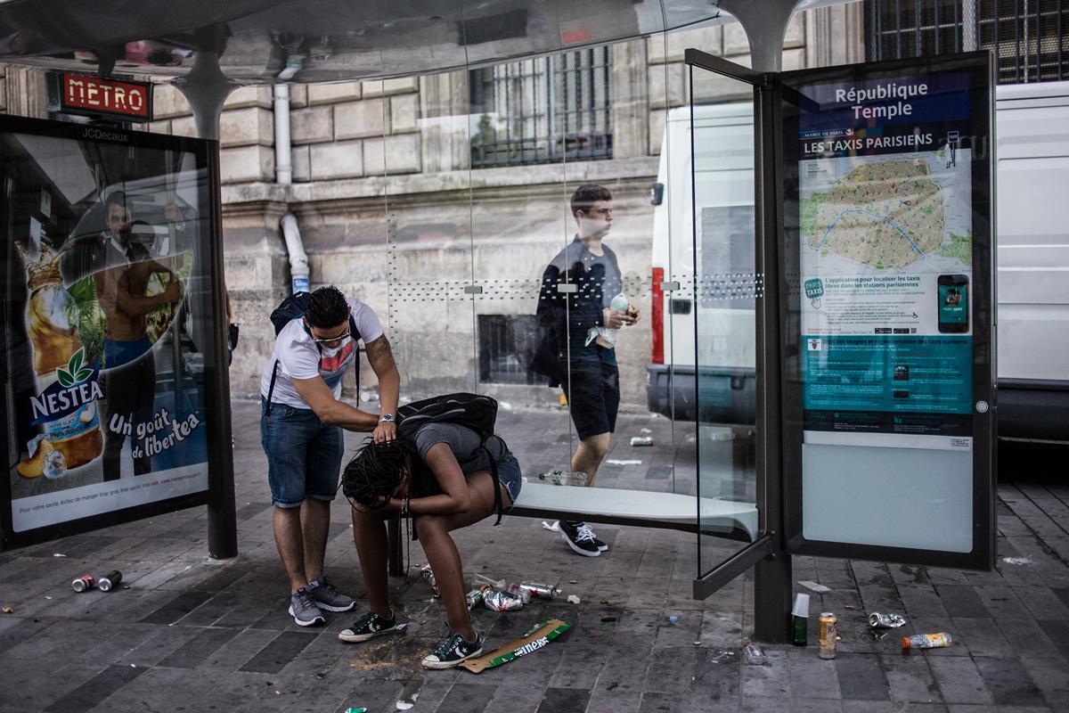 Photographe Paris - Gaypride 2015