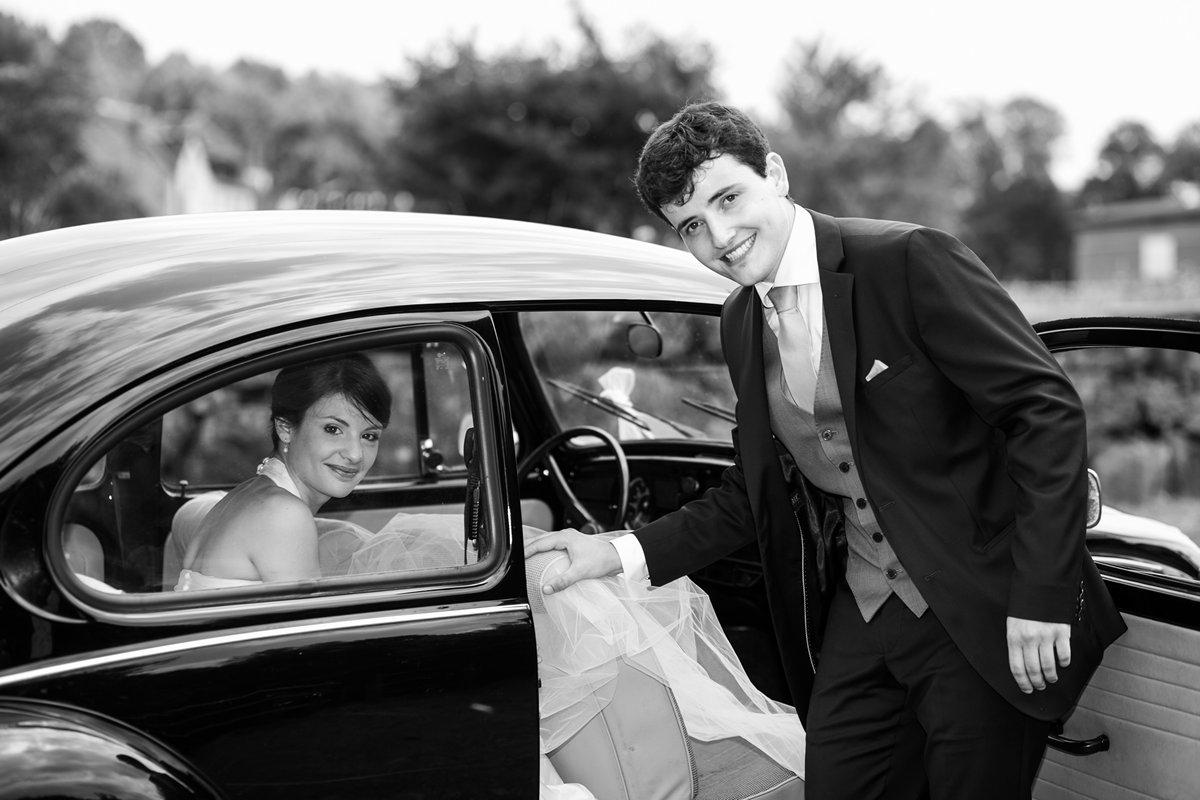 Un photographe de mariage