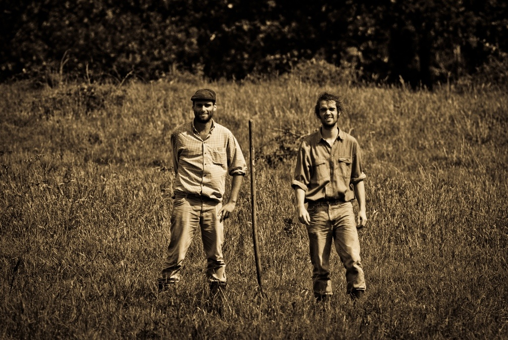Reportage photo Boue sur les sabots 2011