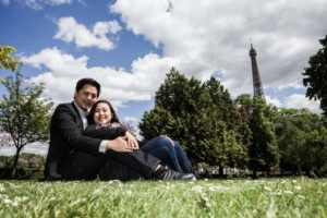 seance photo couple paris