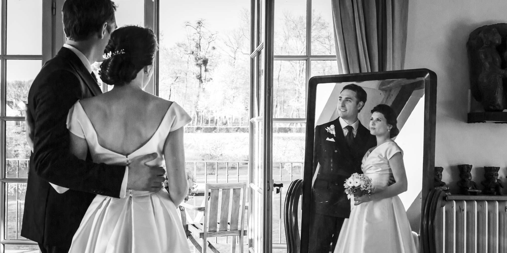 Fanny Alexandre miroir