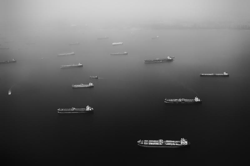 Photographe Paris - Singapour - Floating buildings