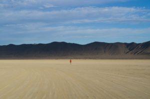 Burning Man - Good bye Moutains