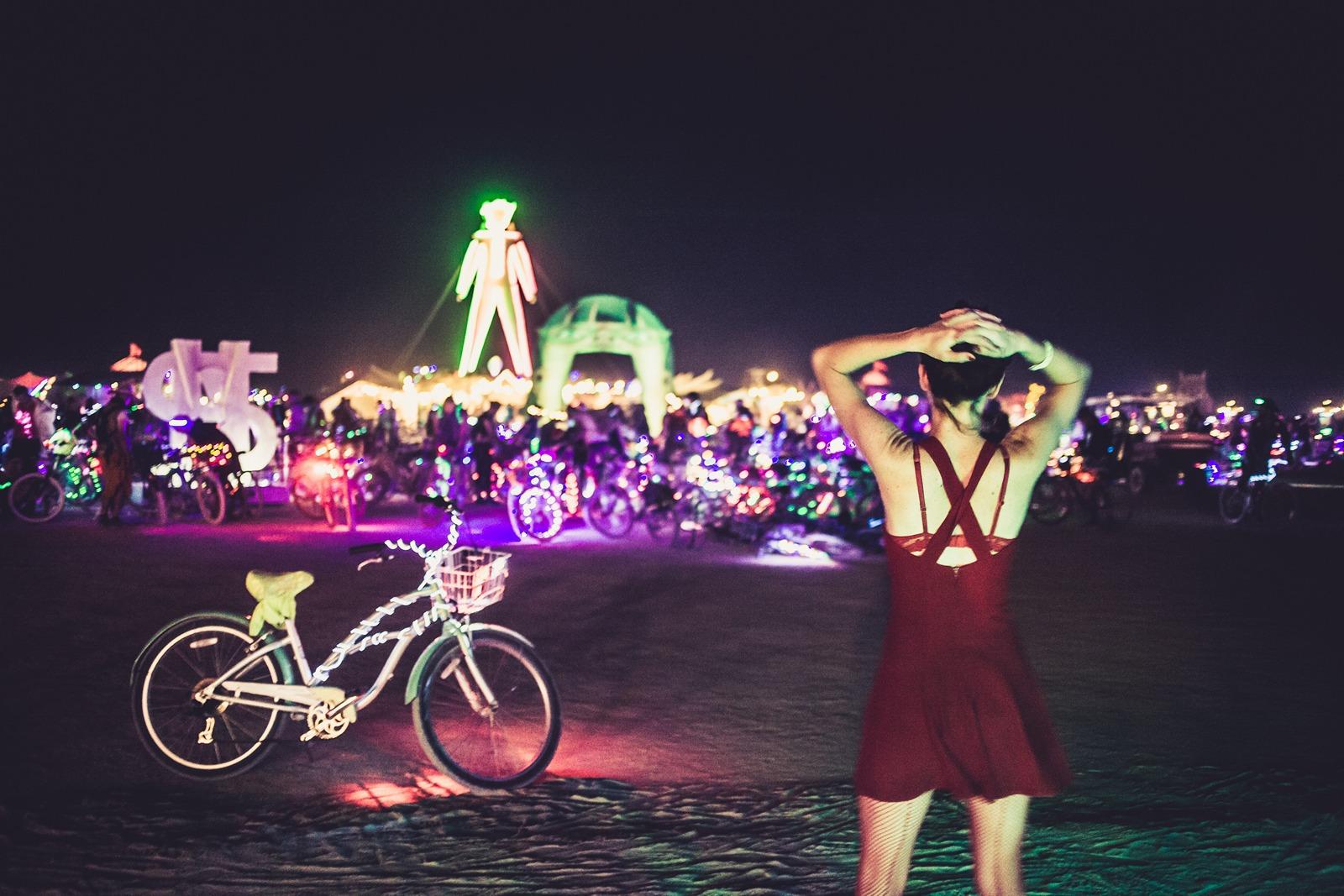 Burning Man - Thinking