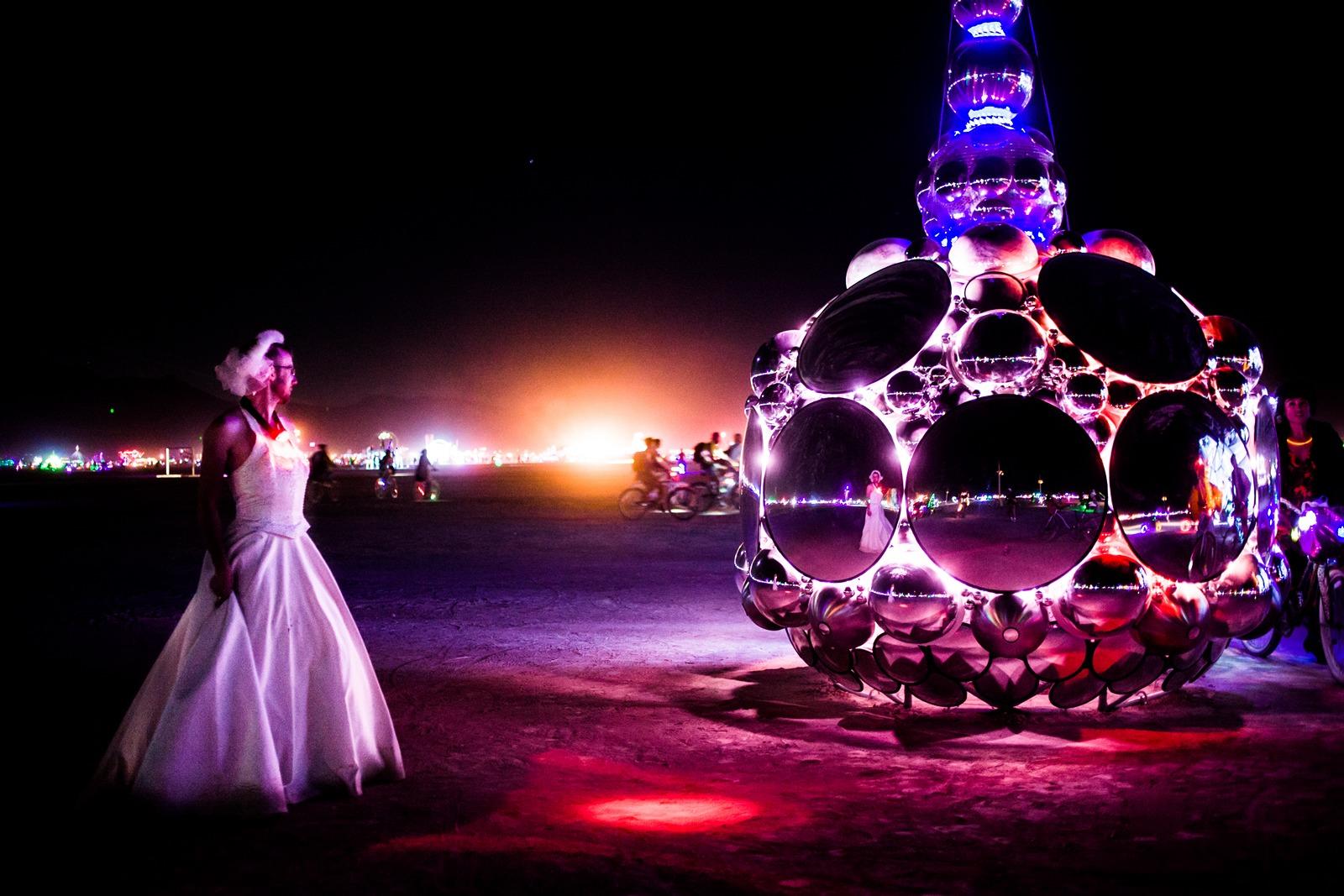 Burning Man - Marilyn