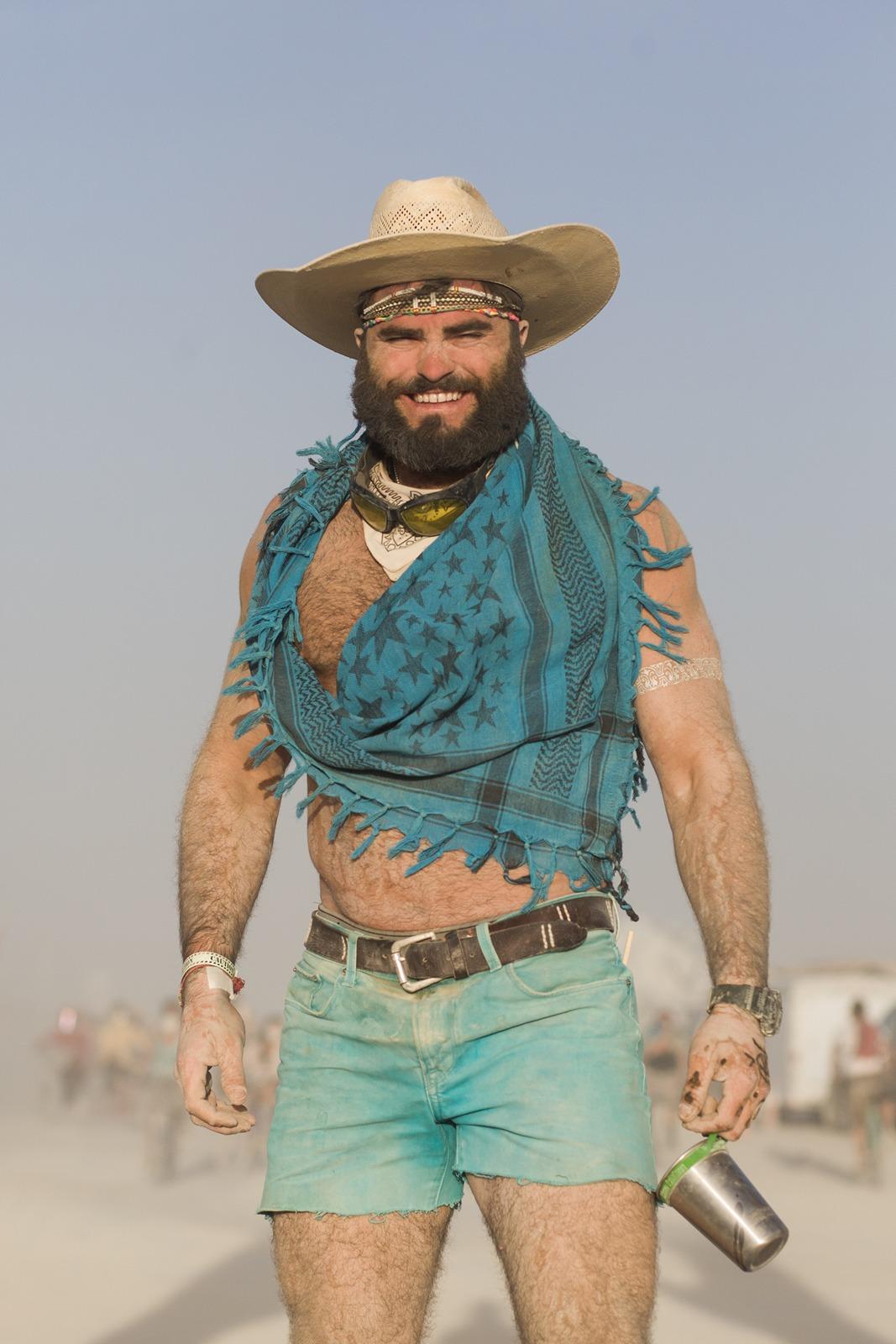 Burning Man - Liviticus