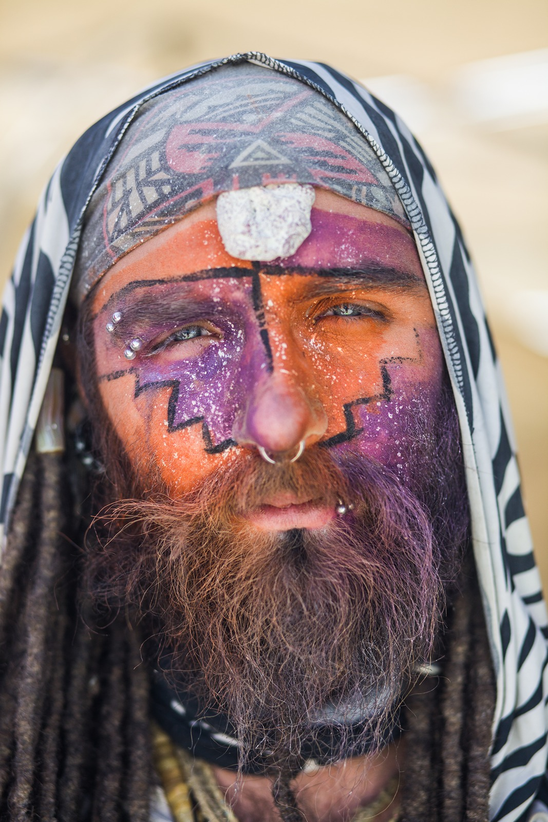Burning Man - Totem
