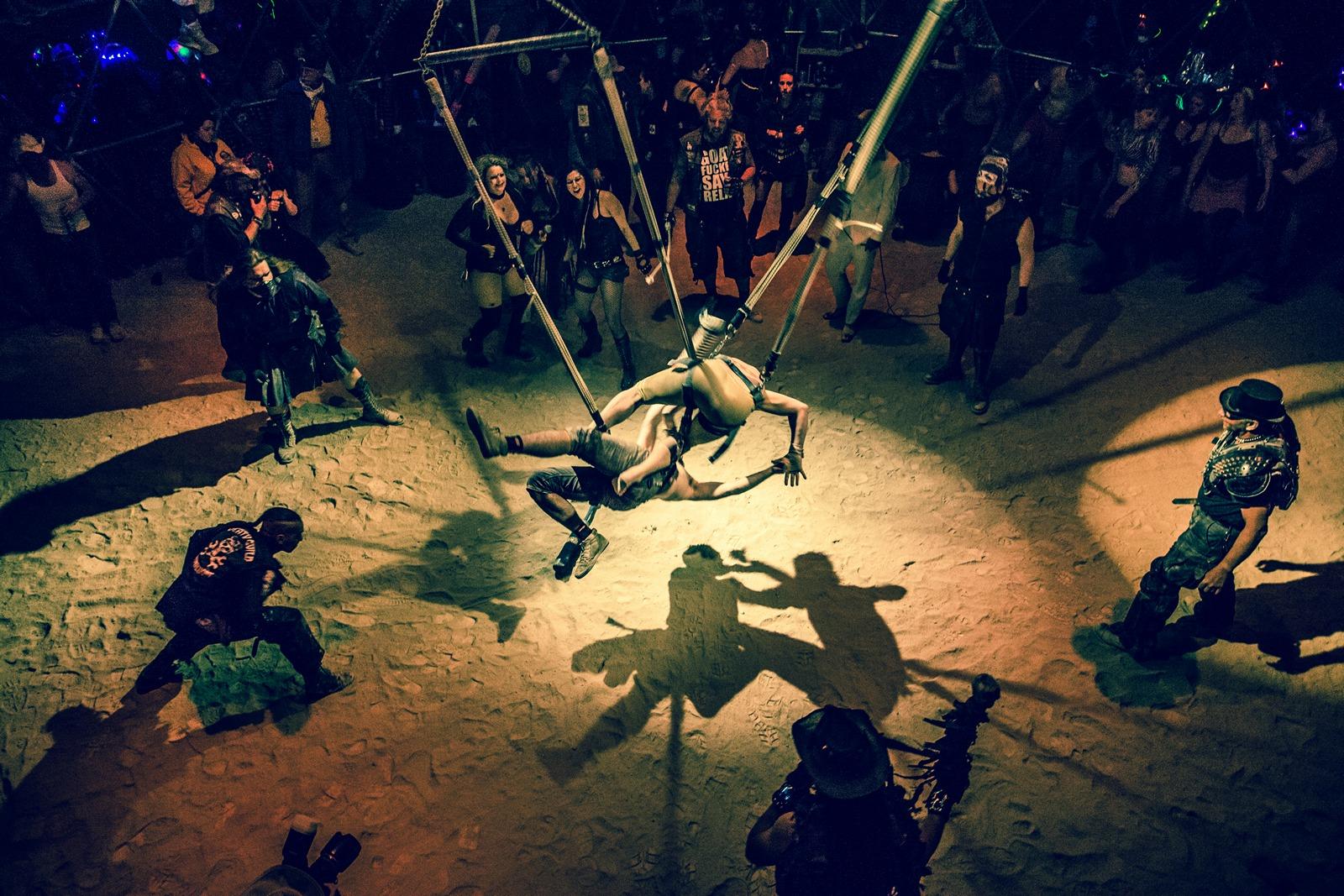 Burning Man - Thunderdome 2