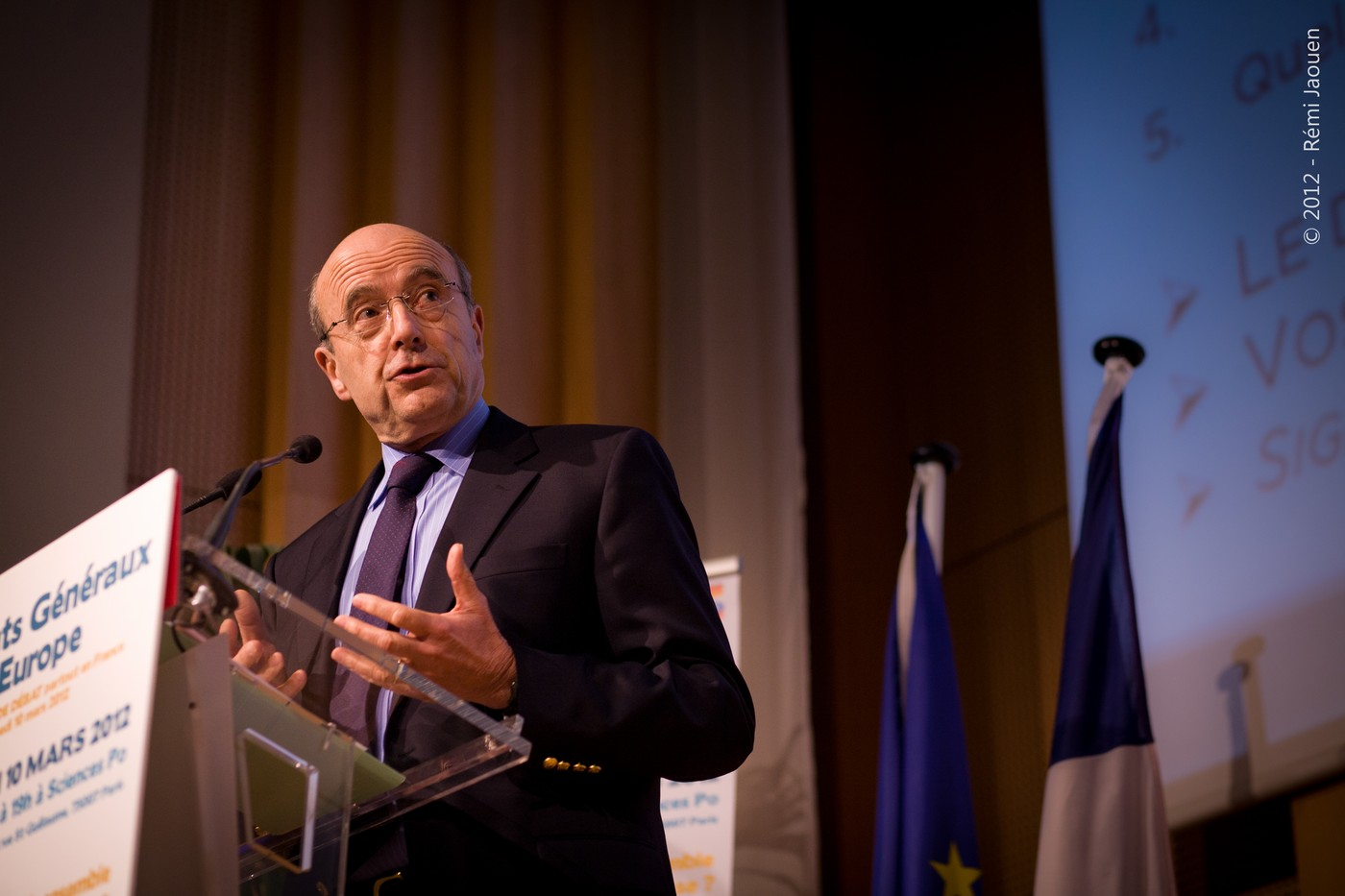 Reportage événementiel Paris politique