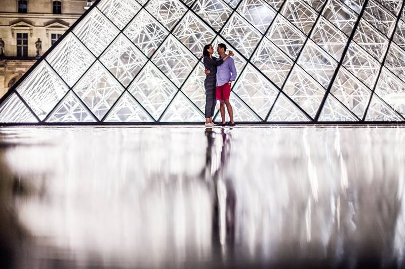 seance photo couple Paris