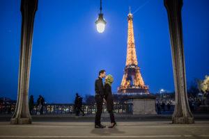 couple photoshoot paris honeymoom wedding photographer