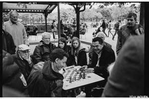 Bon cadeau Cours photo argentique Paris prise de vue